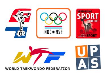 Wij zijn aangesloten bij WTF TBN NOCNSF UPAS Sport Utrecht